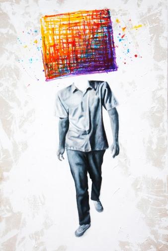 Trailblazer, 2011 | Acrylic on canvas
