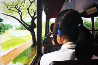 Internal / External III, 2011 | Acrylic on Canvas