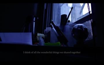 Embracing Grief, 2014 | Video still